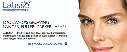 Want longer, fuller, darker lashes?